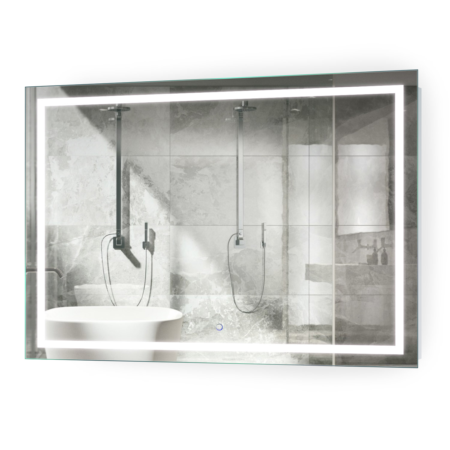 Icon 48″ X 36″  LED Mirror